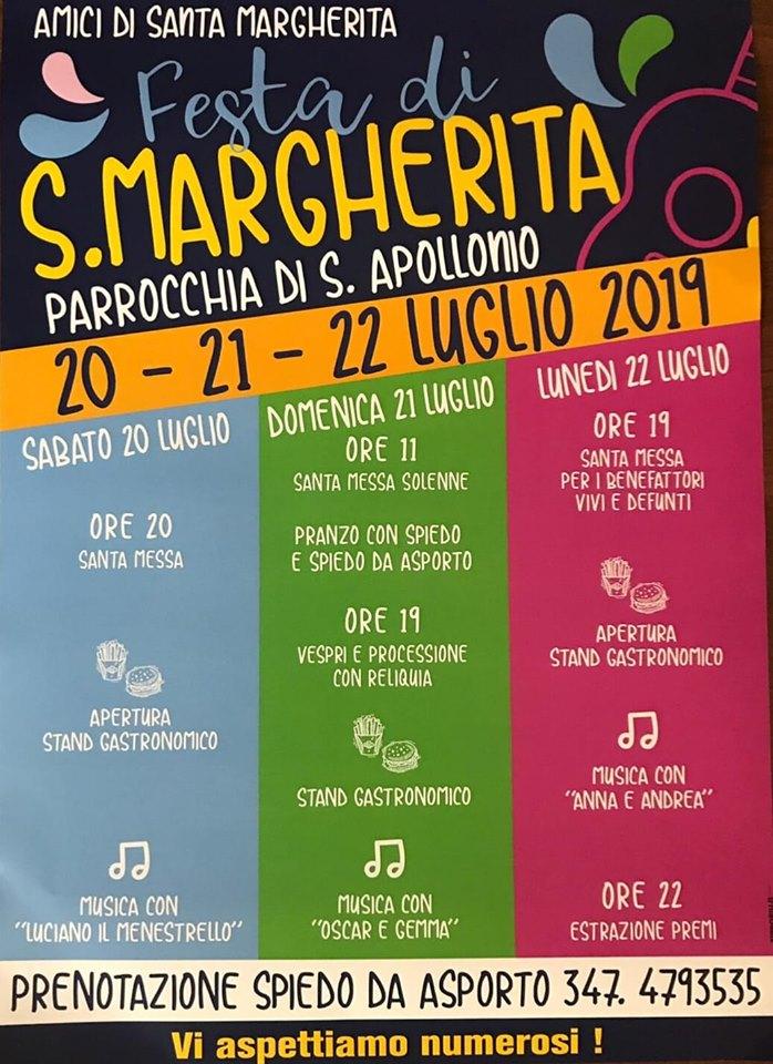Festa di Santa Margherita